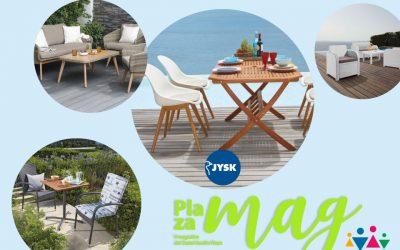 #2 – Vivi al meglio i tuoi spazi all'aperto con Jysk!